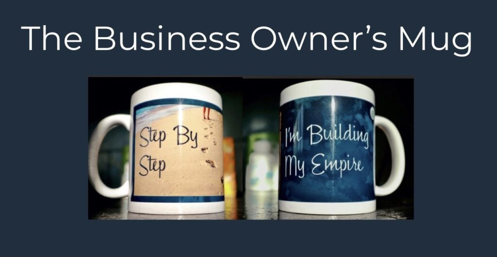 Libby Knight Business Owner's Mug